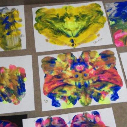 Mākslas nodarbības bērniem